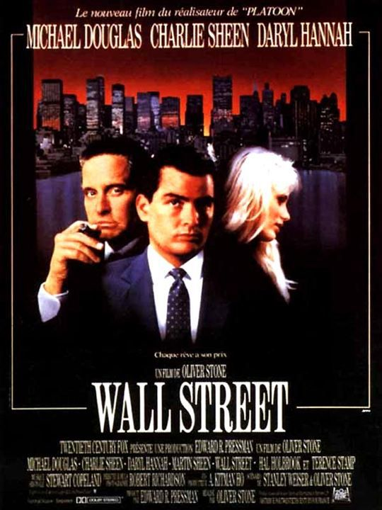 WALL STREET - Oliver Stone (1987)