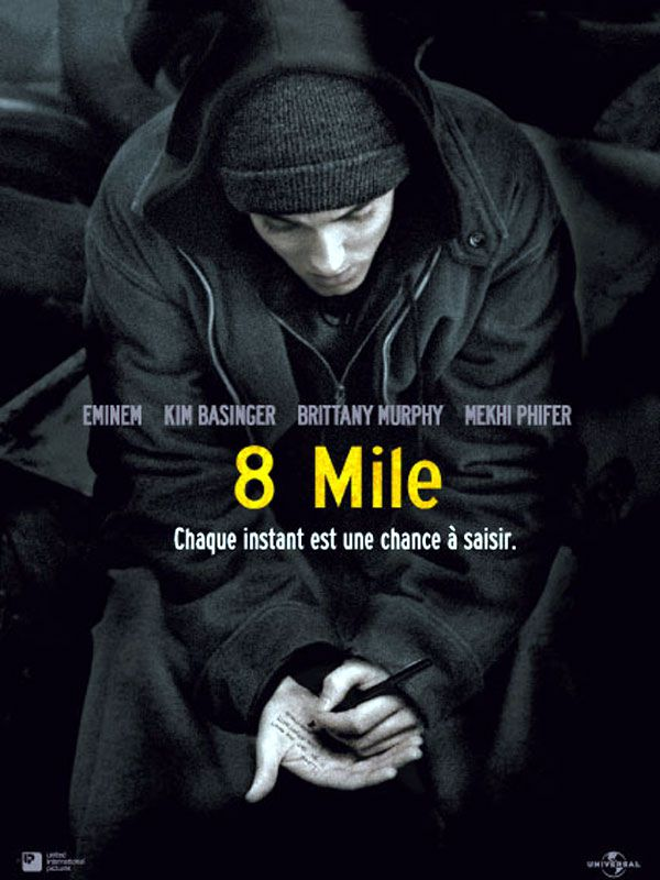 8 MILE - Curtis HANSON (2002)