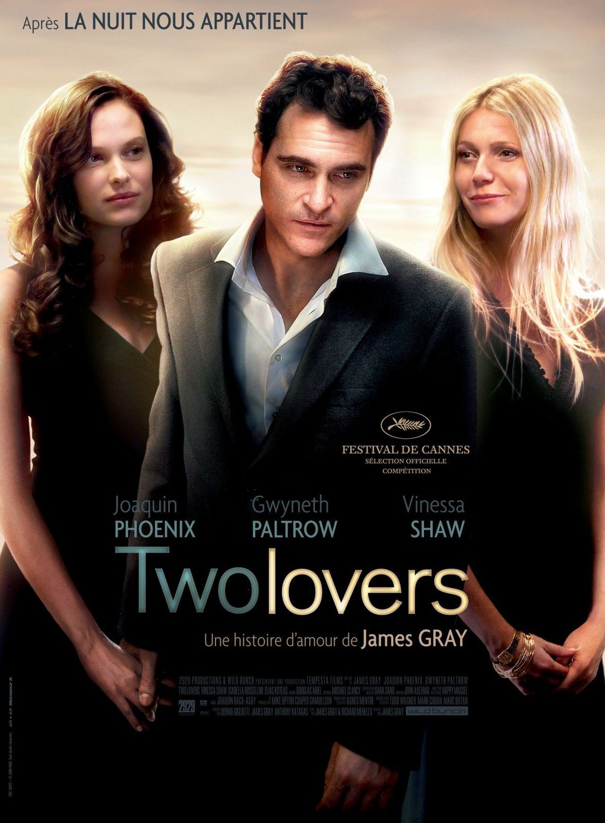 TWO LOVERS - James Gray (2008)