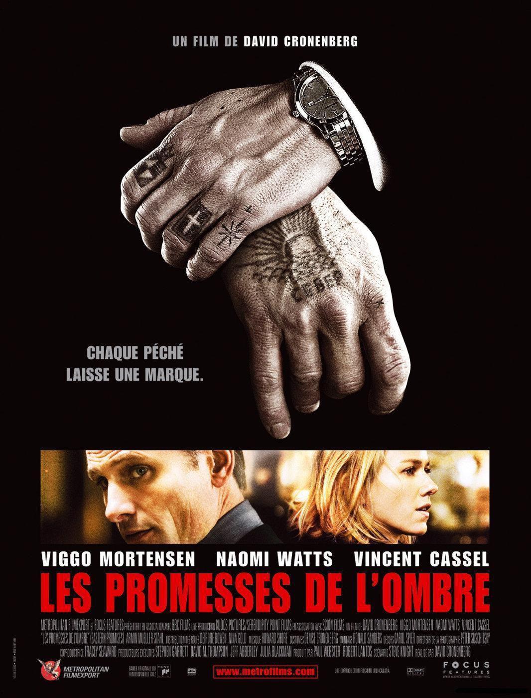 LES PROMESSES DE L'OMBRE - David Cronenberg (2007)