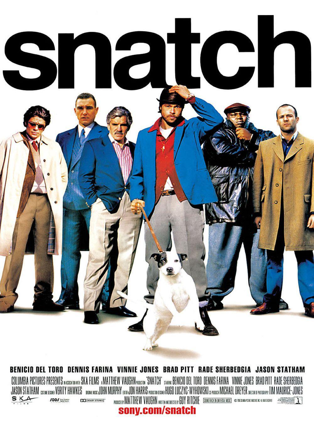 SNATCH - Guy Ritchie (2000)