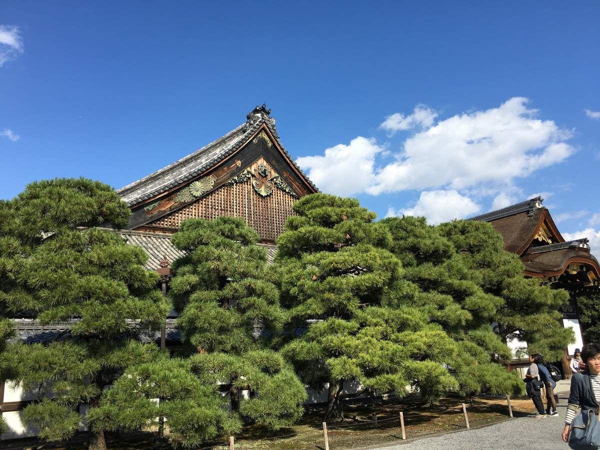 Le palais Ninomaru