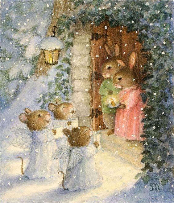 Le petit monde hivernal de Susan Wheeler