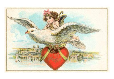 Les Oiseaux, messagers de l'Amour