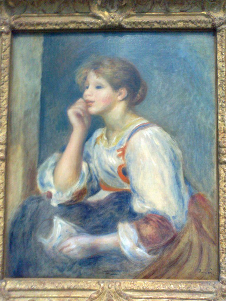 Auguste Renoir, les charmes de la Période Nacrée, 1889-1919