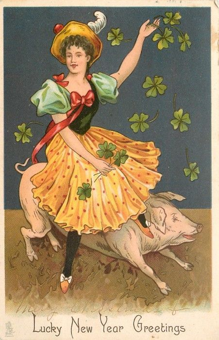 2019, L'Année du Cochon Bienveillant!