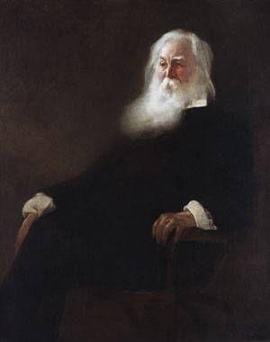 Le portrait du poète Walt Whitman (1819-1892), réalisé en 1889, constitue un moment majeur dans son art.
