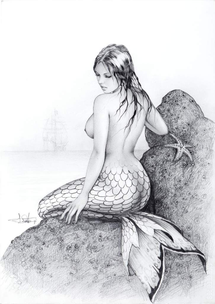 © Arantza Sestayo, Sirènes/Mermaids