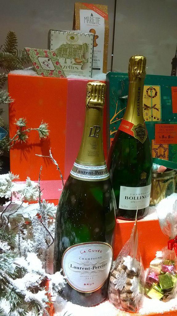 Photo Cendrine...Je ne bois pas de champagne, je ne bois pas d'alcool du tout mais pour les amateurs... :)