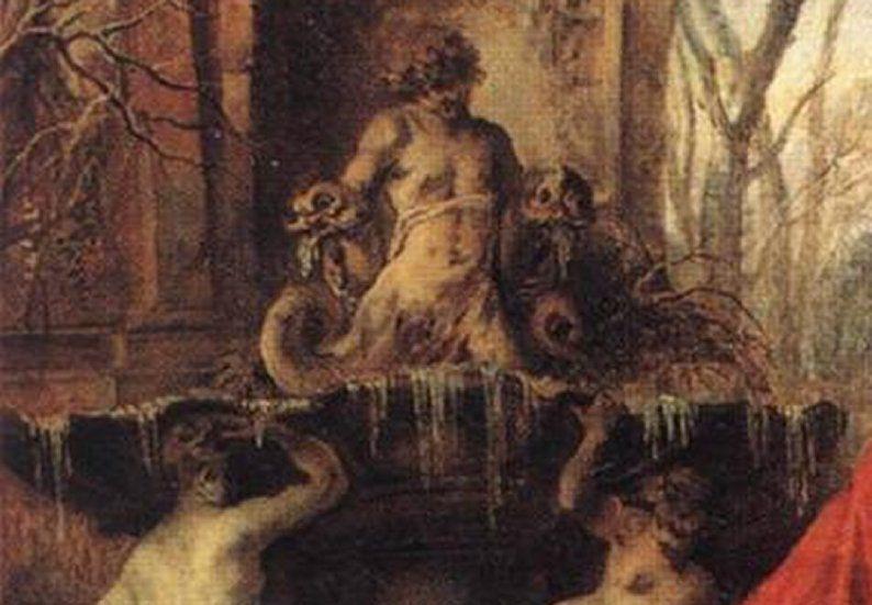 Le Tableau du Samedi: Nicolas Lancret, L'Hiver, 1738