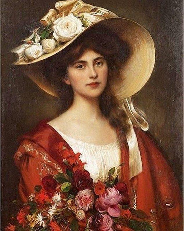 Le Chapeau de Roses