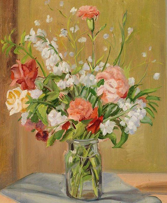 Le Tableau du Samedi: Emanuele Bocchieri, Vases de fleurs