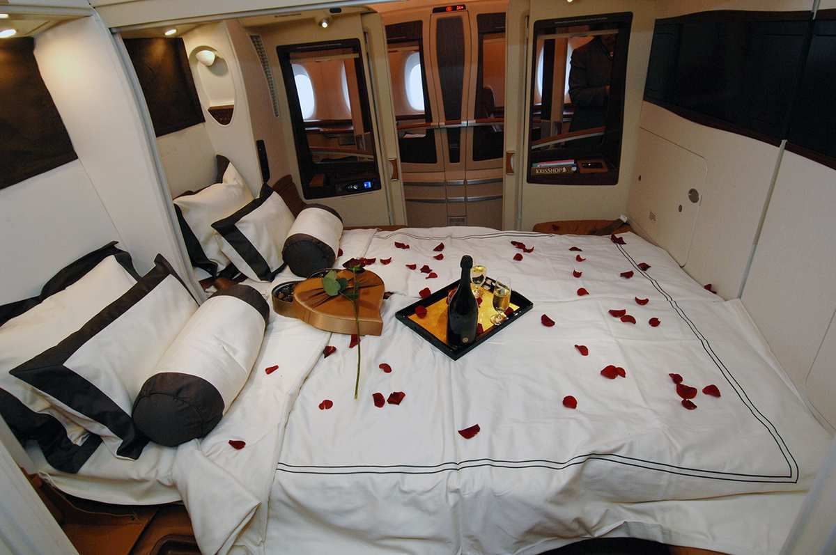 Singapore Airlines First Suites A380