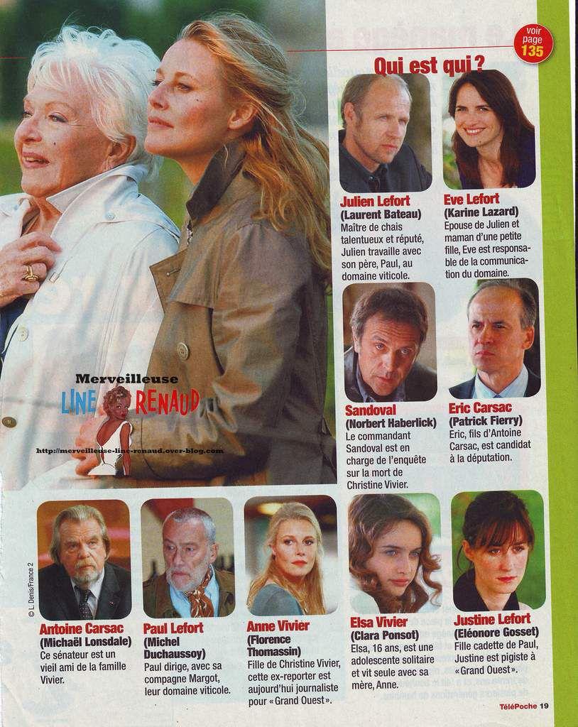 PRESSE:Télé Poche - 2008
