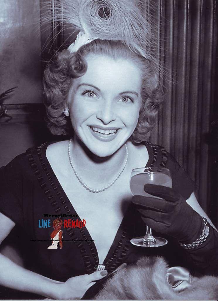 PHOTOS: Line Renaud 1951