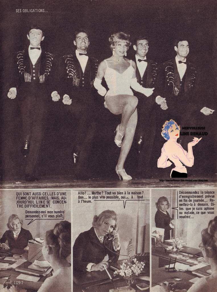 PRESSE: Nous Deux N° 1129 - 1969