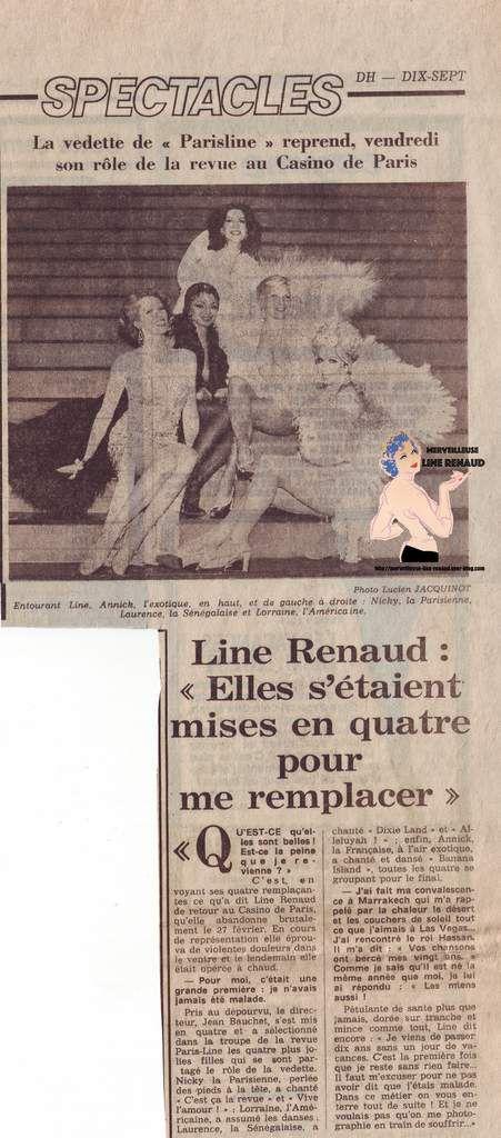 PRESSE: France Soir - 8 avril 1977