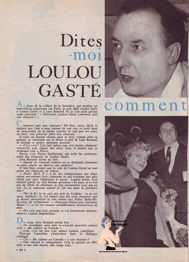 PRESSE: L'Écho de la Mode n°6 - 1961