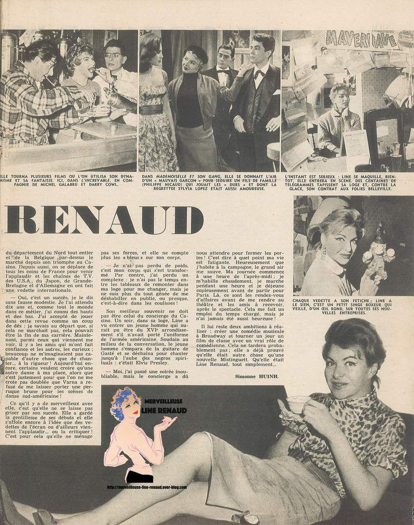 PRESSE: FESTIVAL N°563 - 1960