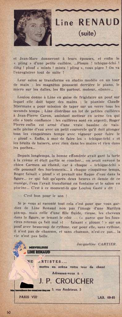 PRESSE: Music Hall - n°18 - 1956