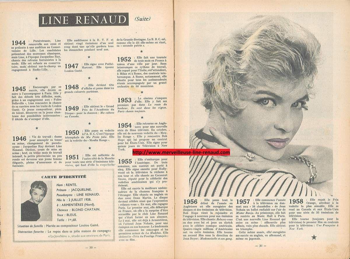 PRESSE: Jeunesse Cinéma n°13 - 1958