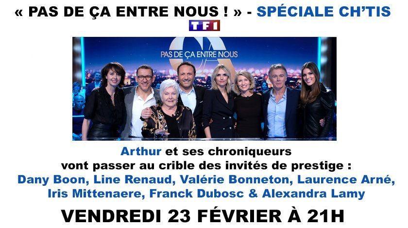 """PROGRAMME TV: Line Renaud dans """"Mentalistes, dans la tête des stars"""" l'émission Arthur."""