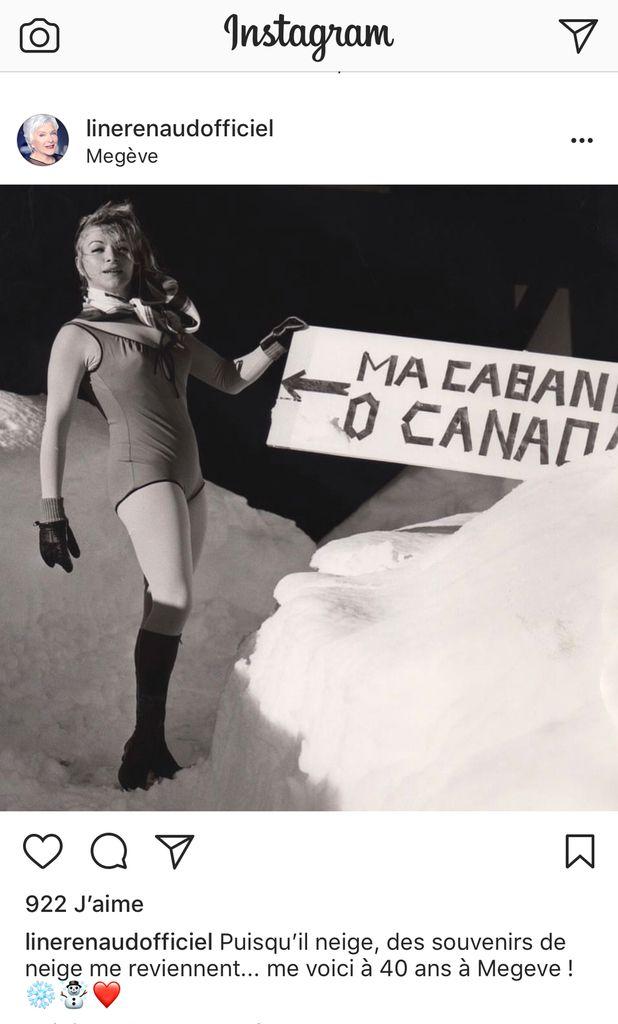 """Instagram de Line: Ma Cabane """"O"""" Canada"""