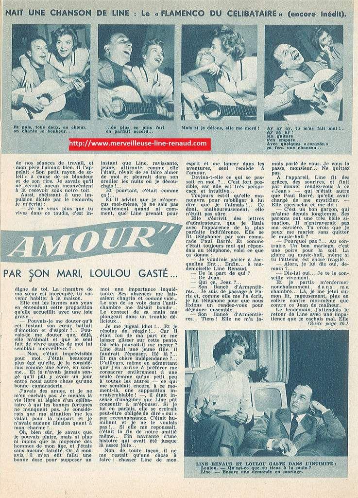 PRESSE: A tout Coeur et les secrets de Minerva n°437 -1955