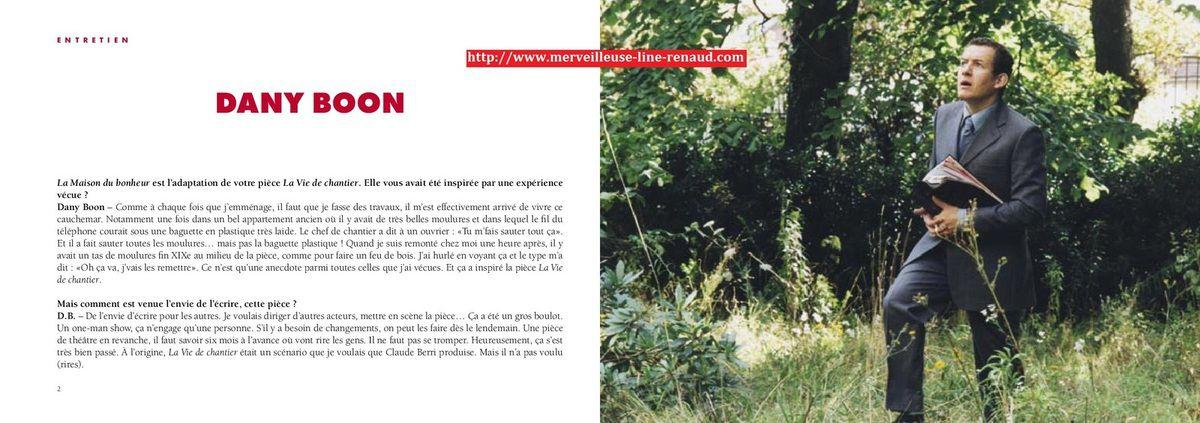 DOCUMENTS: Dossier de Presse La Maison du Bonheur