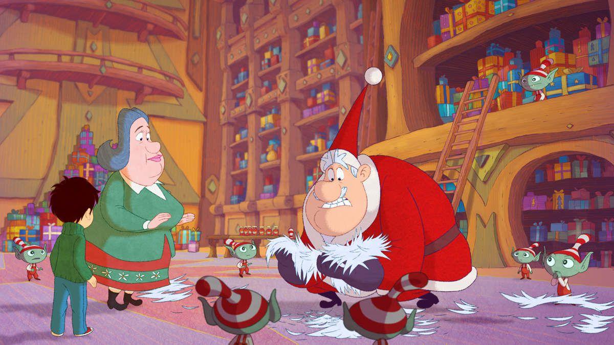 CINEMA: L'Apprenti Père Noël (2010)