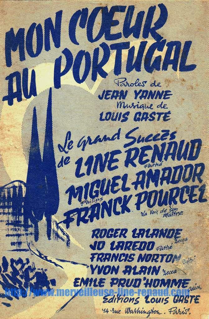 PARTITIONS: Mon Coeur au Portugal