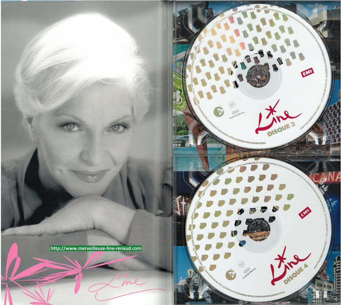 CD: 2004 EMI Long Box 4 x CD - 724386497024