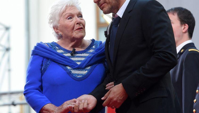 PHOTOS: 90 ans de Line Renaud à Bobino