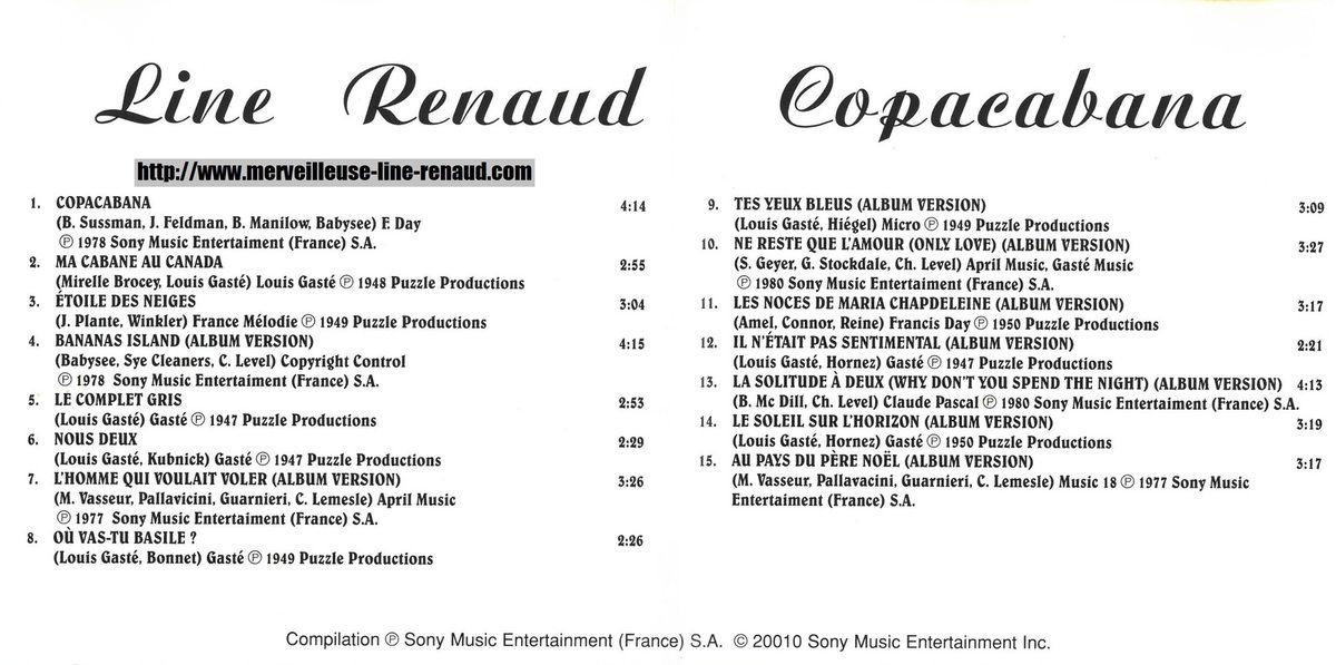 45 TOURS: 2002 SMM/Sony  CD - SMM 5053472 Deuxième Edition