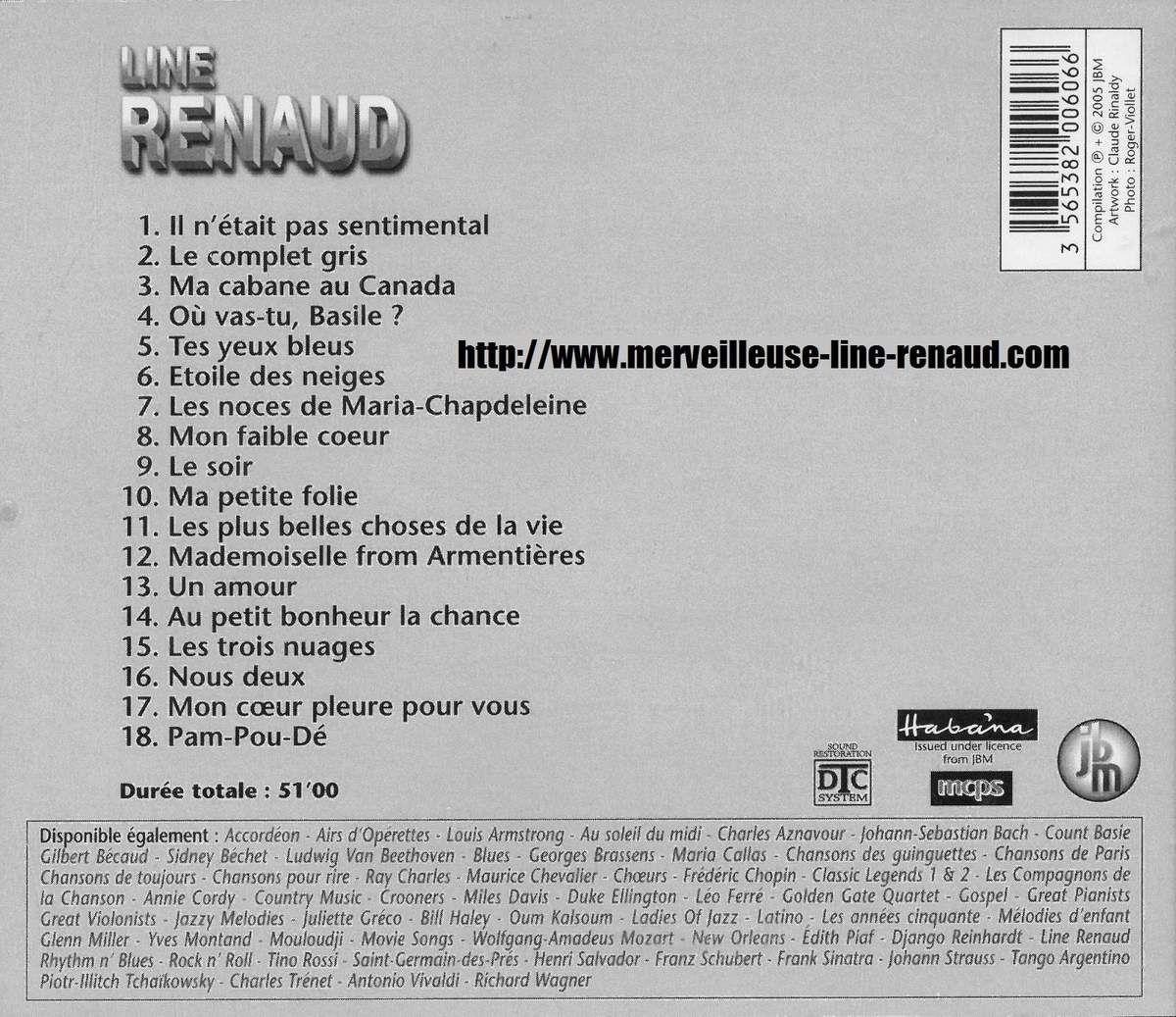 CD: 2005 JBM - 35653820060066