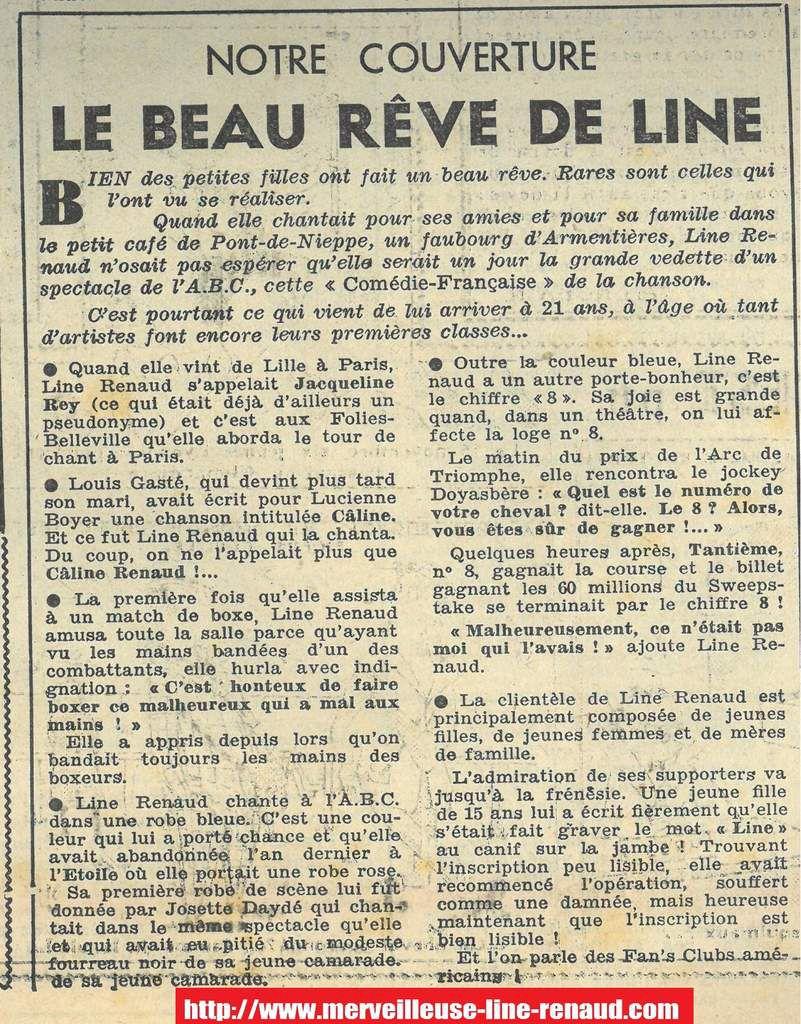 PRESSE: C'est la Vie !.. - n°53 - 10 novembre 1950