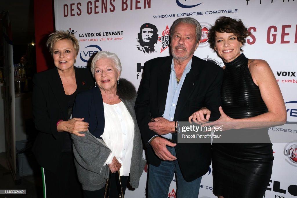 PHOTOS: Première du film 'Des Gens Biens' au Gaumont Opera le 02/04/2019