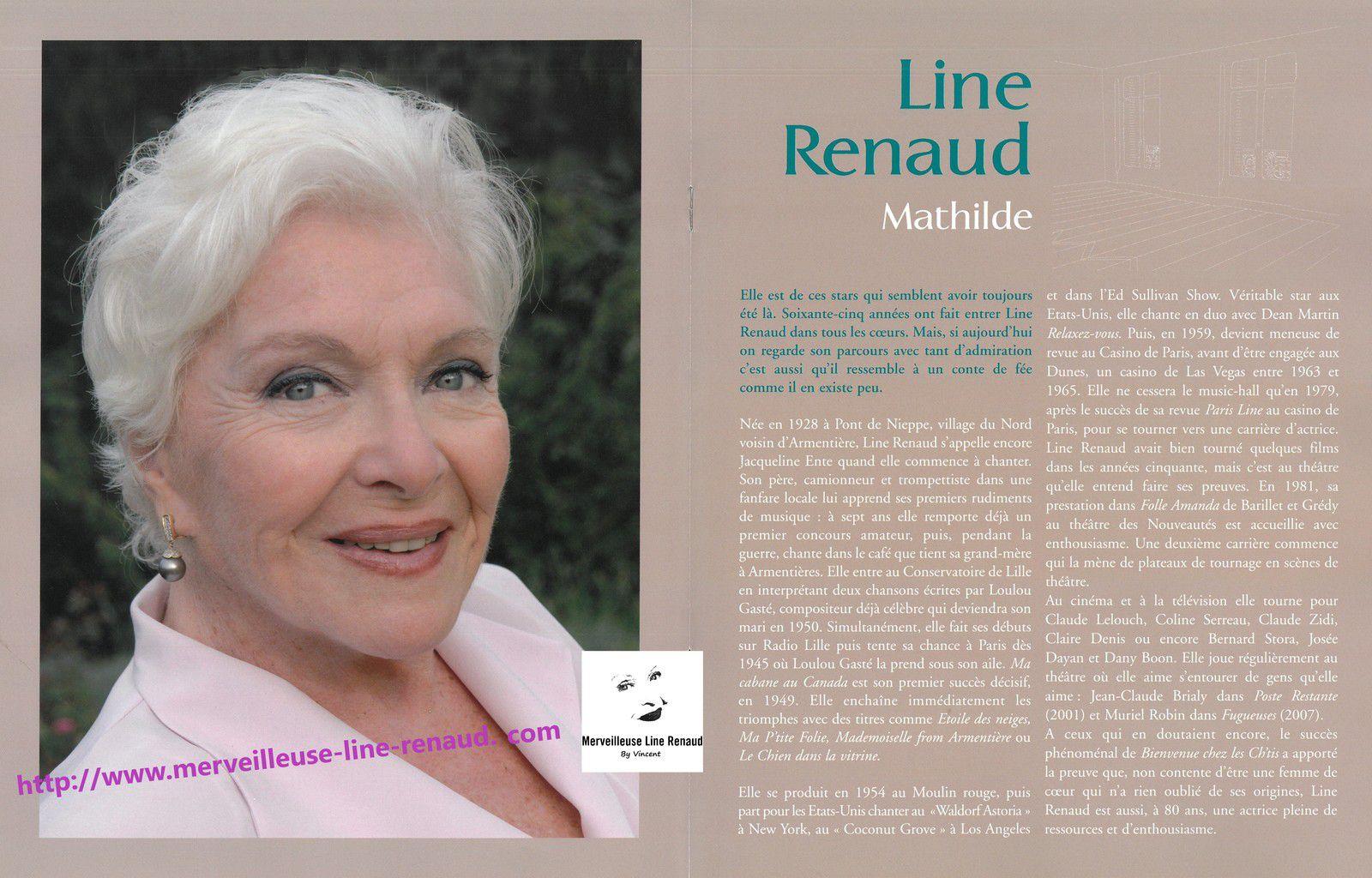 DOCUMENTS: Programme de Très chère Mathilde