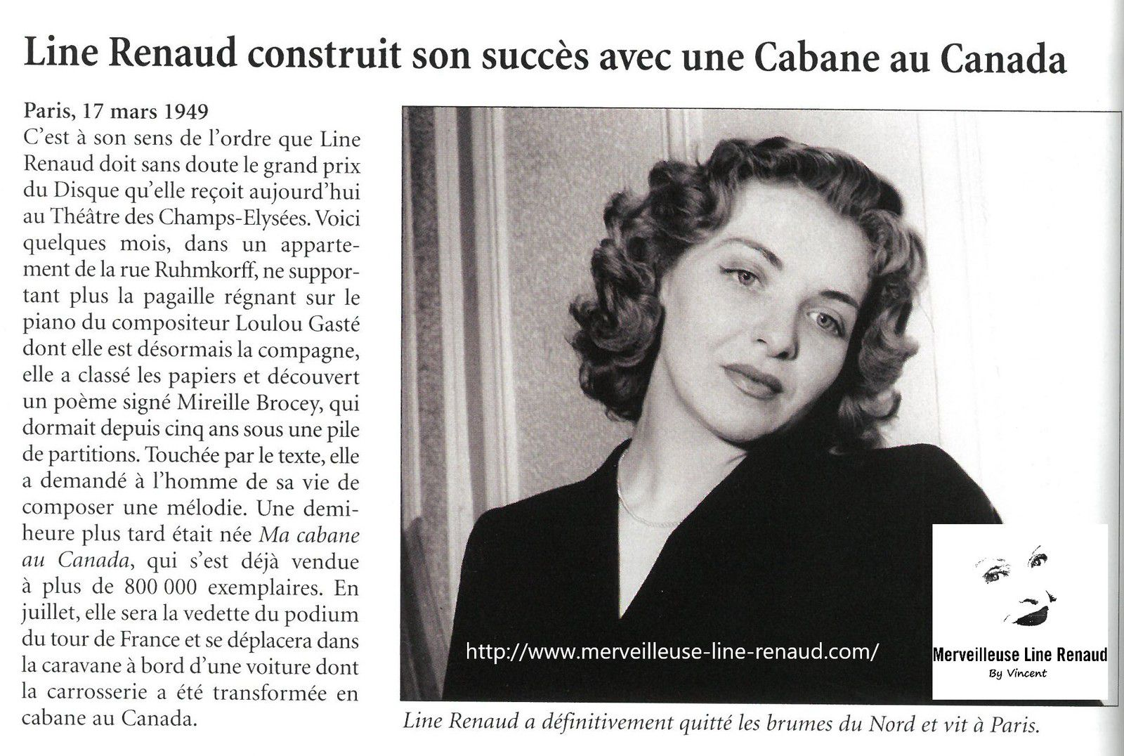 LIVRES: Chronique de la Chanson Française