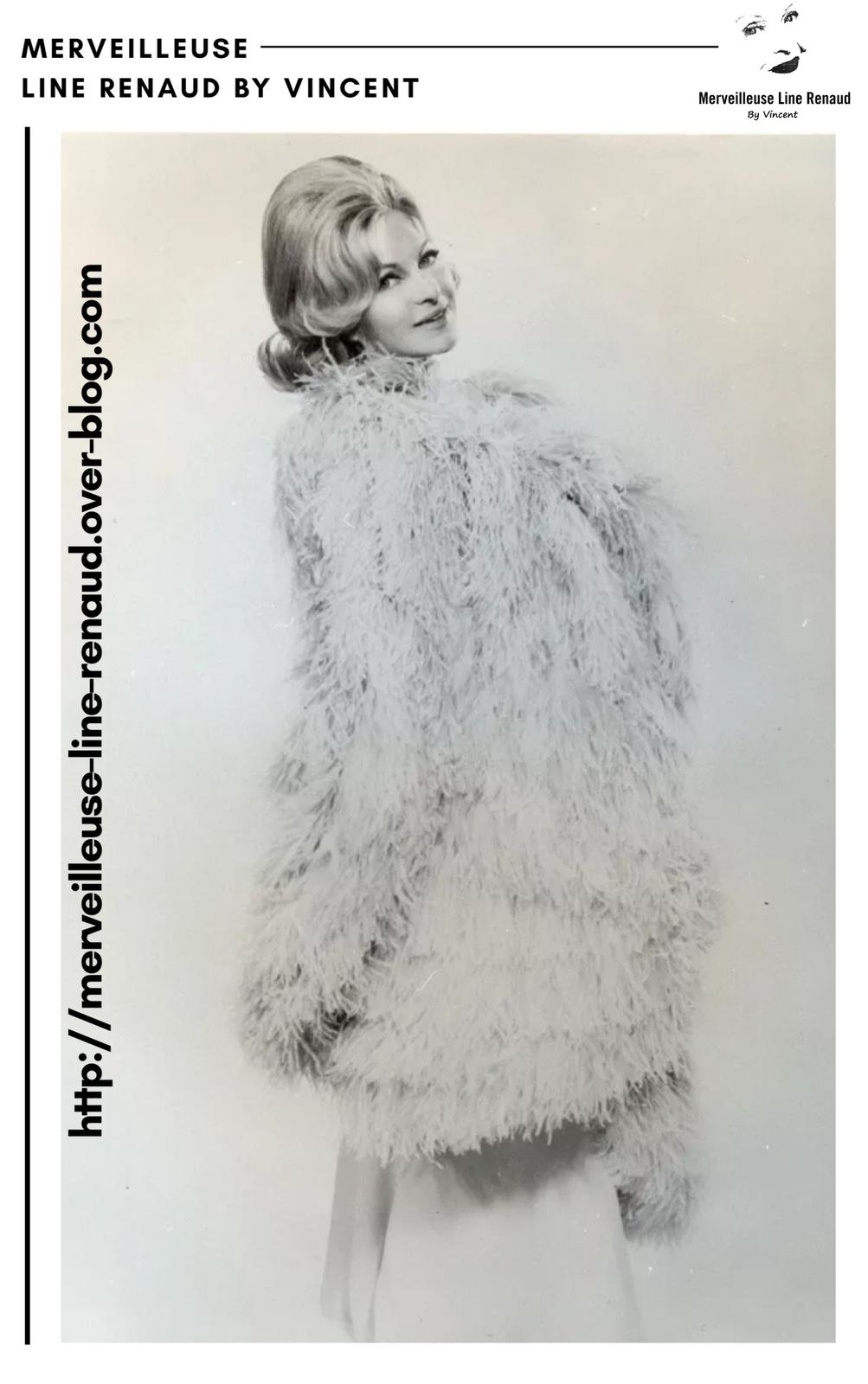 PHOTOS: Line Renaud à Las Vegas (1968)