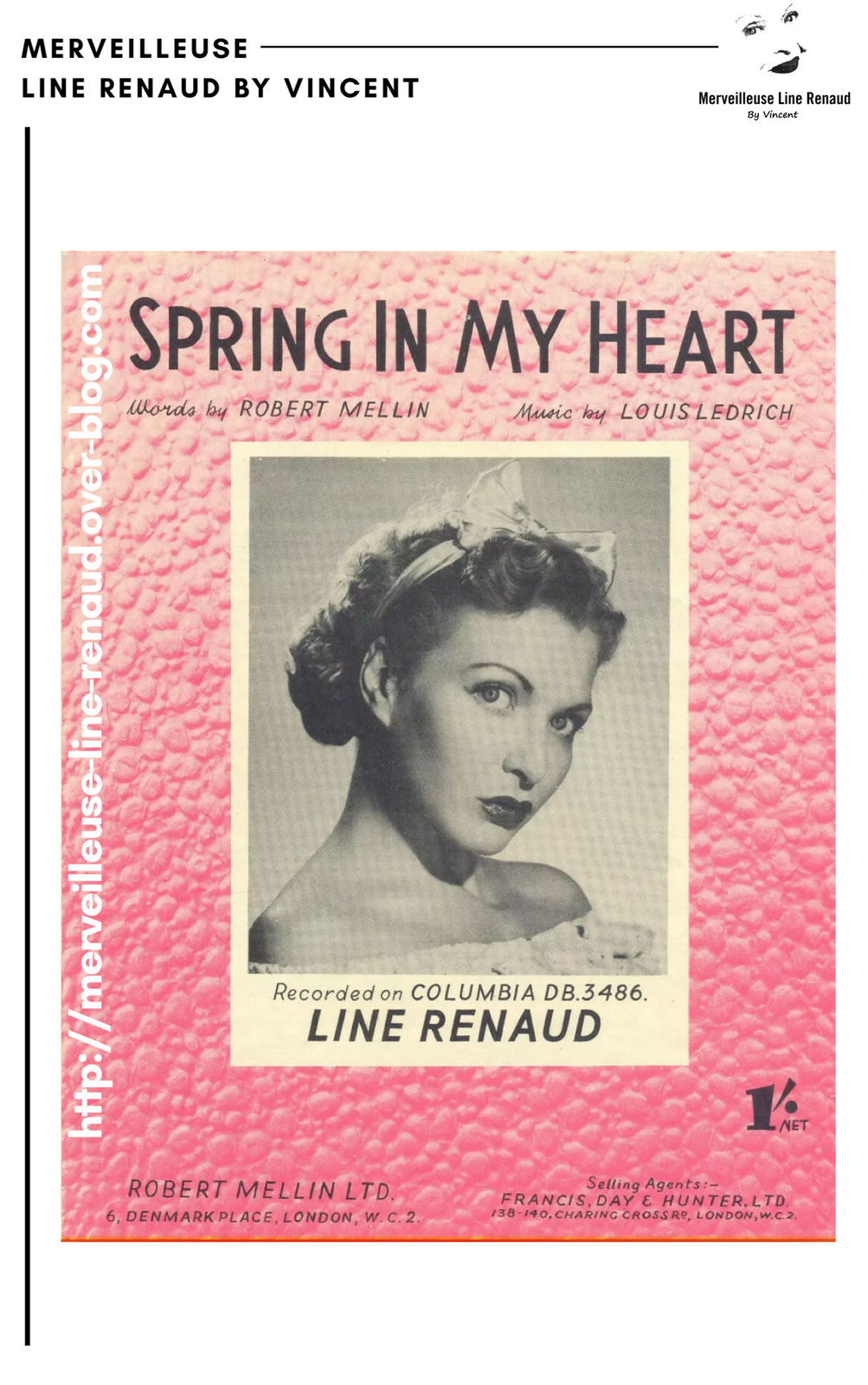 PARTITIONS: Spring in my heart (UK)