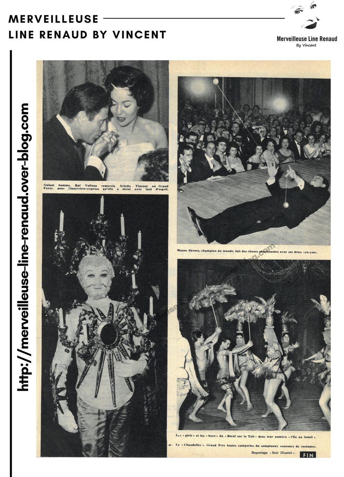 PRESSE: Le Soir illustré - n°1390 - 12 février 1959
