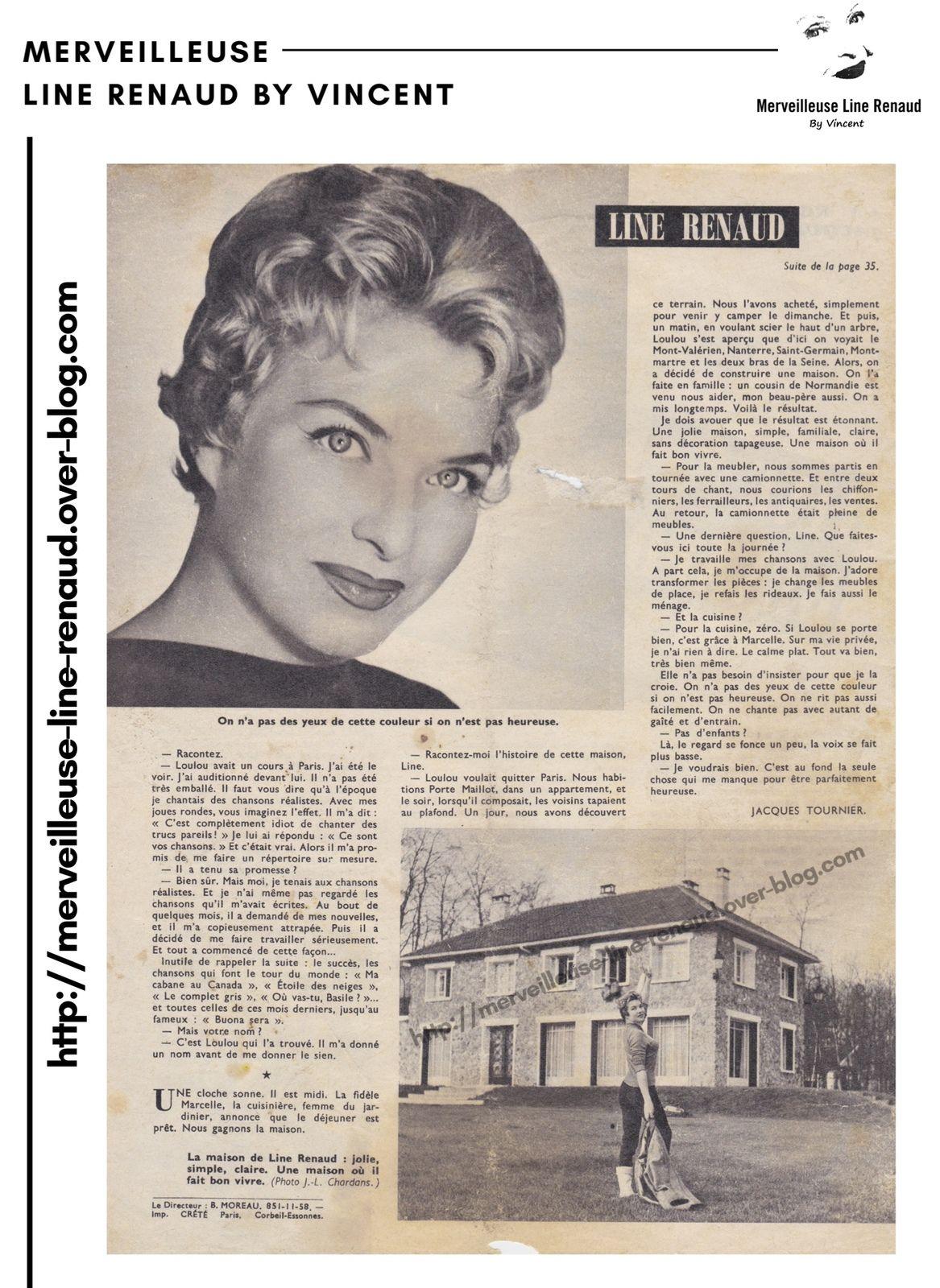 PRESSE: Les Veillées - n°223 - 20 Décembre 1958
