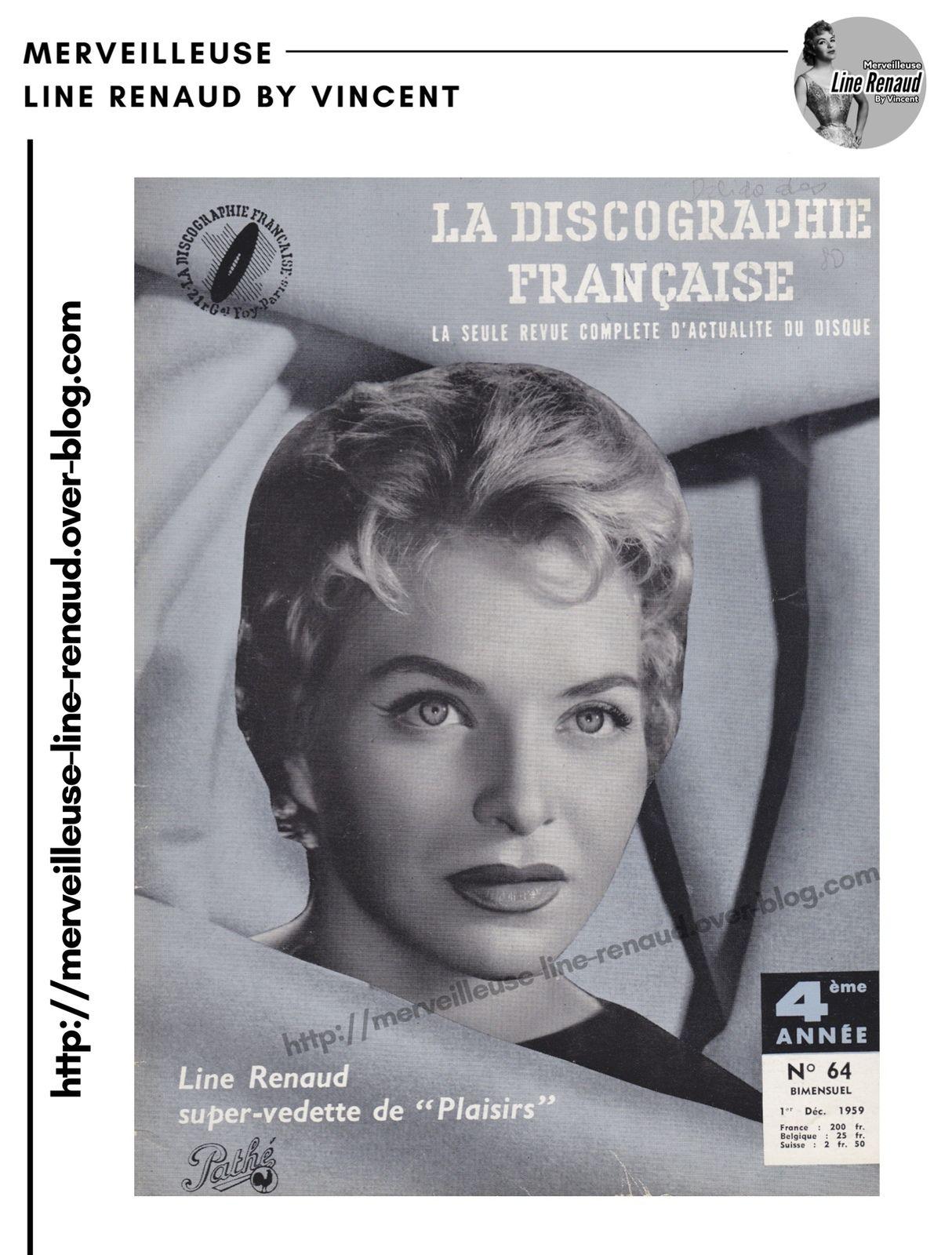PRESSE: Discographie Française - n°64 - 01/12/1959