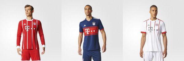Maillot THIRD FC Bayern München Christian Früchtl