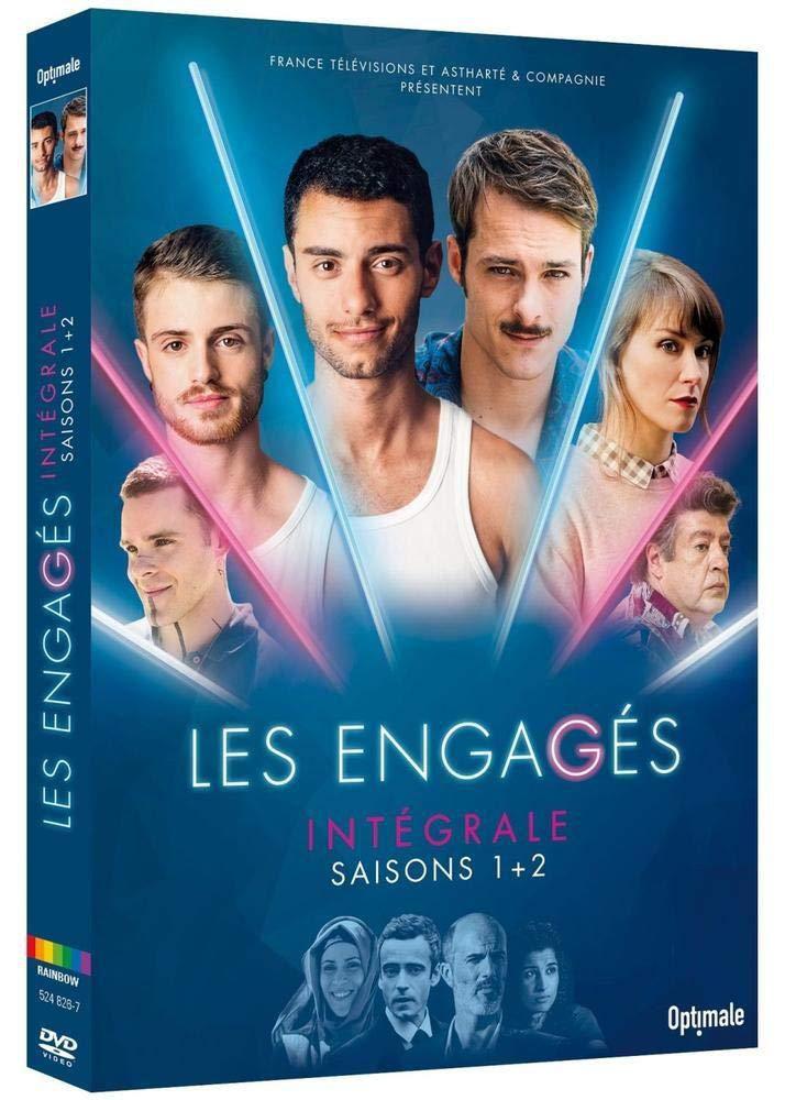 Idée cadeau : sortie d'un coffret DVD des saisons 1 + 2