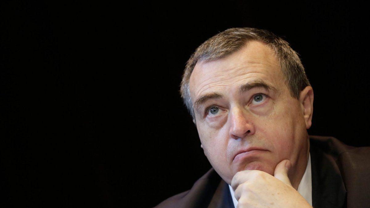 Olivier Carré, maire LR d'Orléans / © Max PPP - Vincent Isore