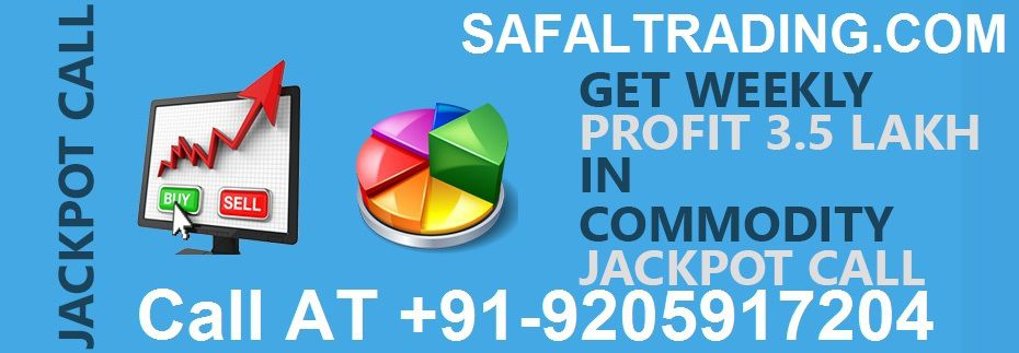 Profitable & Successful MCX Commodity Trading Tips Provider – Safal Trading