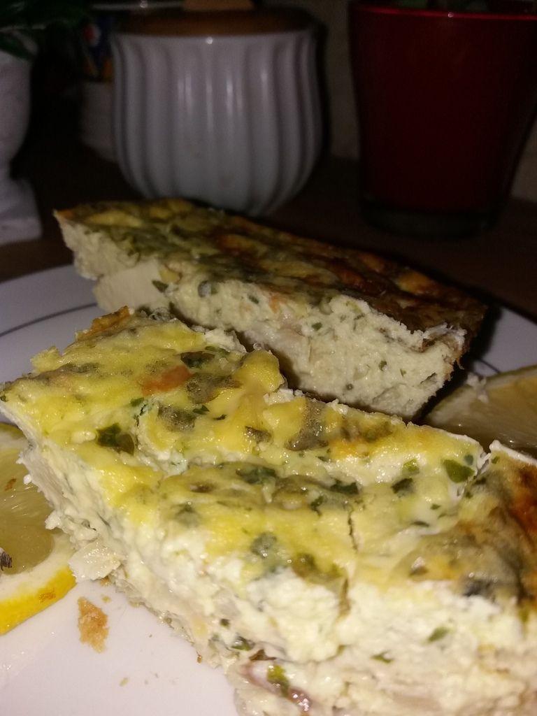 Vous pouvez ajouter du fromage frais à la recette, ceci est facultatif..
