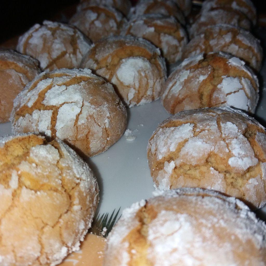 GHRIBIA à la noix de coco